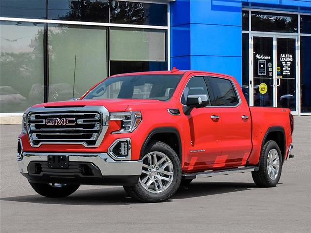 2021 GMC Sierra 1500 SLT (Stk: M057) in Blenheim - Image 1 of 11