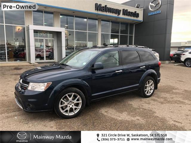 2013 Dodge Journey R/T AWD (Stk: M20149A) in Saskatoon - Image 1 of 7