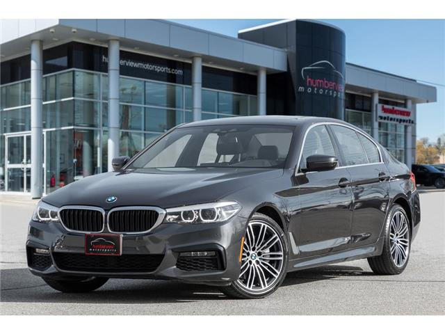 2019 BMW 530i xDrive (Stk: 20HMS1084) in Mississauga - Image 1 of 23