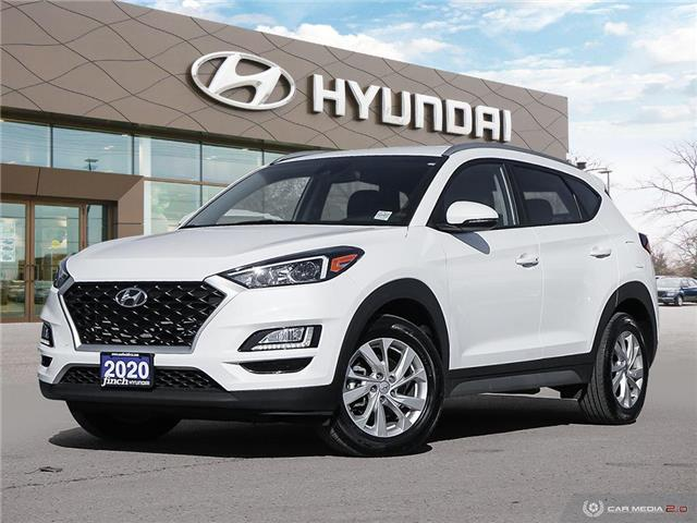 2020 Hyundai Tucson Preferred (Stk: 97544) in London - Image 1 of 27