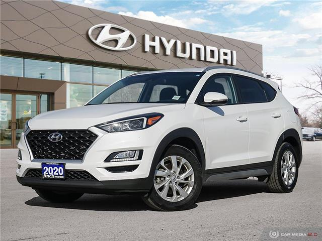2020 Hyundai Tucson Preferred (Stk: 97543) in London - Image 1 of 27