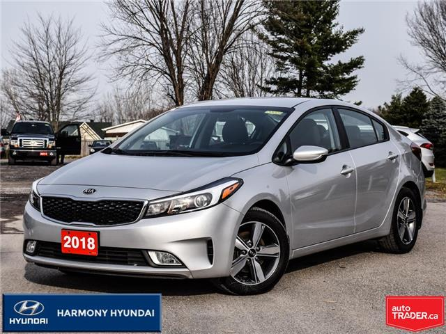 2018 Kia Forte LX+ (Stk: P800A) in Rockland - Image 1 of 27