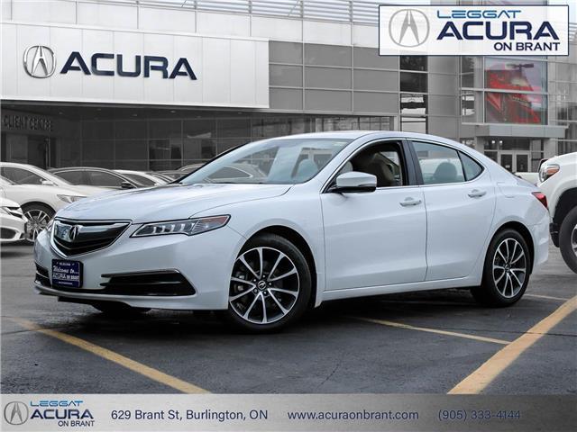 2016 Acura TLX Tech (Stk: 4332) in Burlington - Image 1 of 29