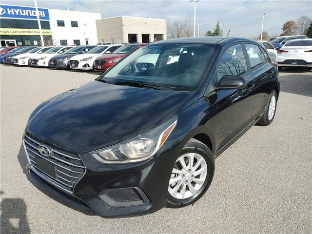 2019 Hyundai Accent Preferred (Stk: U1123) in Clarington - Image 1 of 9