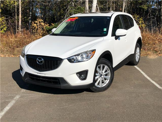 2014 Mazda CX-5 GS (Stk: T38) in Fredericton - Image 1 of 14