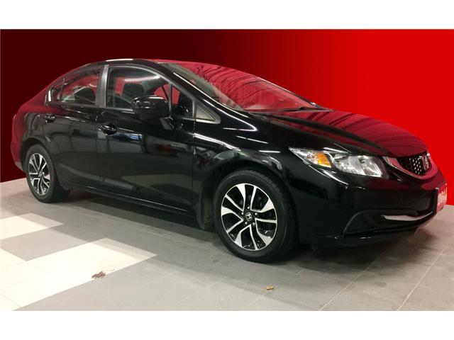 2014 Honda Civic EX (Stk: BB0874A) in Listowel - Image 1 of 13