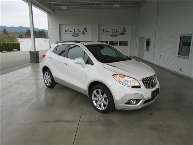 2016 Buick Encore Leather (Stk: P0330A) in Port Alberni - Image 1 of 14