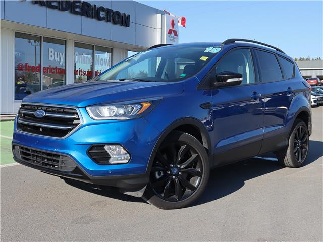 2019 Ford Escape Titanium (Stk: 201514A) in Fredericton - Image 1 of 20