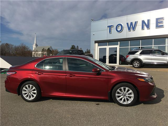 2019 Toyota Camry LE (Stk: 1478) in Miramichi - Image 1 of 8