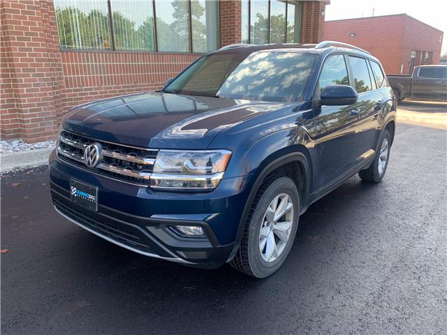 2019 Volkswagen Atlas 3.6 FSI Comfortline (Stk: 18511) in Woodbridge - Image 1 of 3
