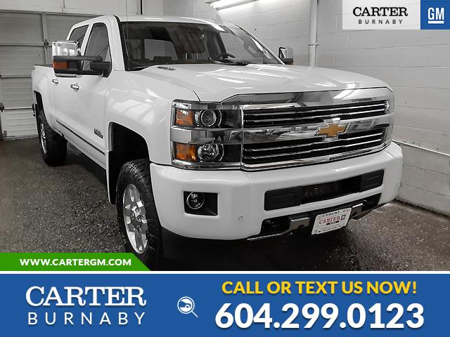 2015 Chevrolet Silverado 3500HD High Country 1GC4K1E87FF666567 80-18711 in Burnaby