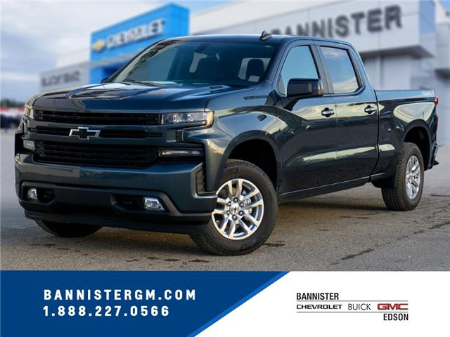 2021 Chevrolet Silverado 1500 RST (Stk: 21-015) in Edson - Image 1 of 18