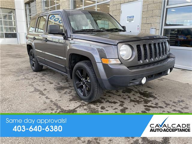 2015 Jeep Patriot Sport/North (Stk: R61211) in Calgary - Image 1 of 18