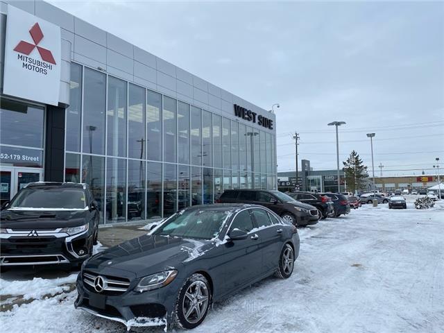 2016 Mercedes-Benz C-Class Base (Stk: K3349) in Edmonton - Image 1 of 1