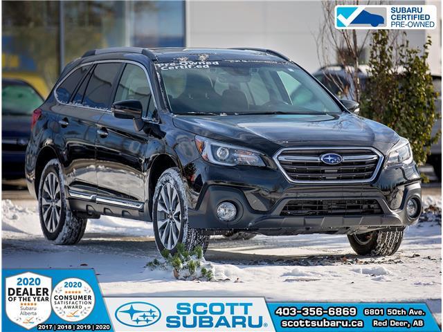 2019 Subaru Outback 3.6R Premier EyeSight Package 4S4BSFTC8K3349058 SS0399 in Red Deer