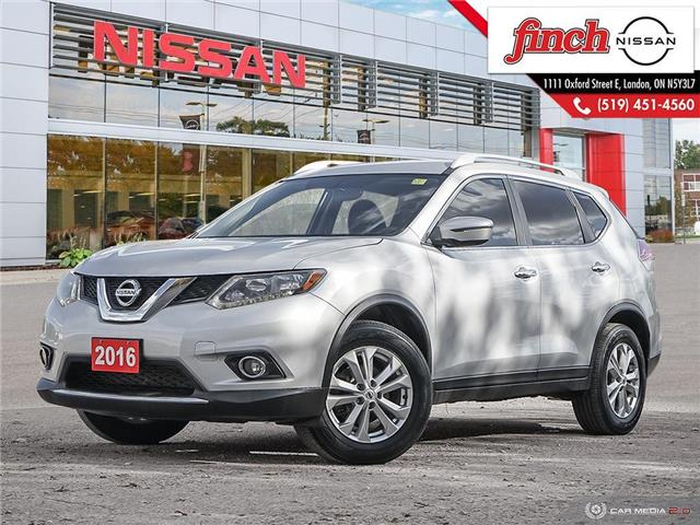 2016 Nissan Rogue SV 5N1AT2MTXGC836852 5512 in London