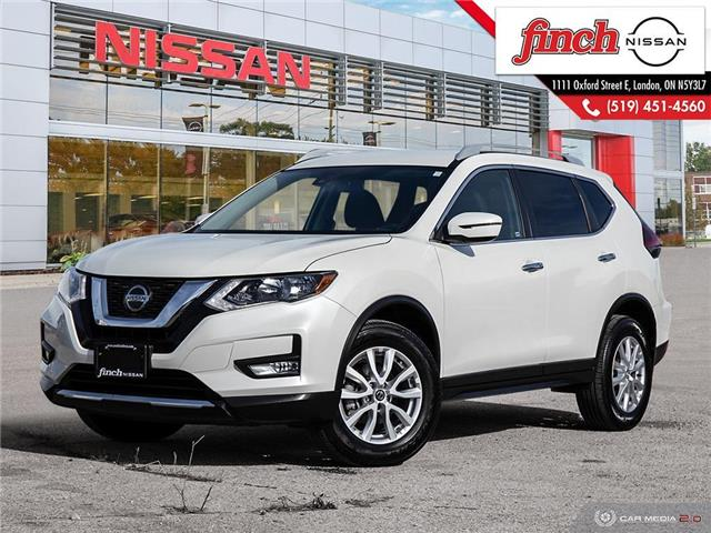 2019 Nissan Rogue SV (Stk: 06055-A) in London - Image 1 of 27
