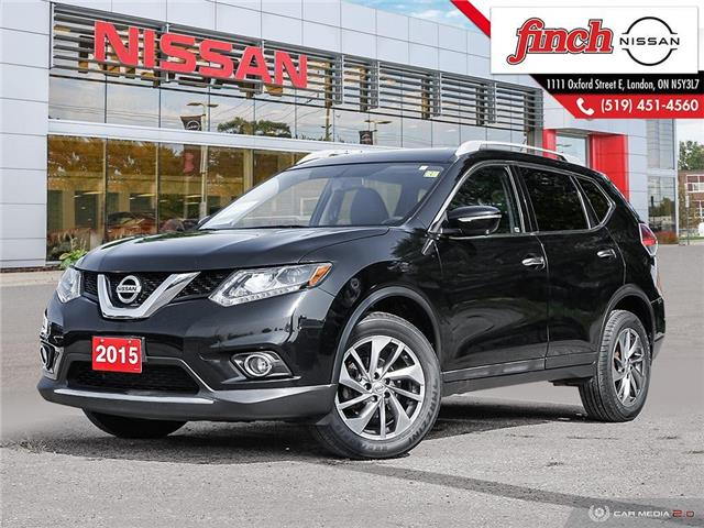 2015 Nissan Rogue SL (Stk: 5488) in London - Image 1 of 27