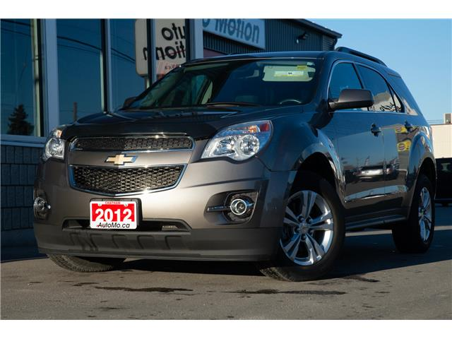 2012 Chevrolet Equinox 1LT (Stk: 201019) in Chatham - Image 1 of 23