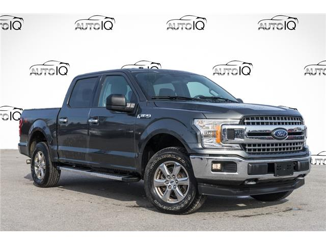 2018 Ford F-150  (Stk: 34397AUX) in Barrie - Image 1 of 27