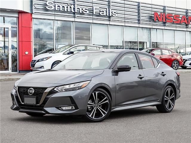 2020 Nissan Sentra SR (Stk: 20-267) in Smiths Falls - Image 1 of 22