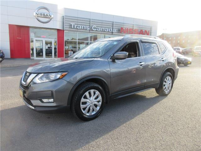 2017 Nissan Rogue  (Stk: P5405) in Peterborough - Image 1 of 22