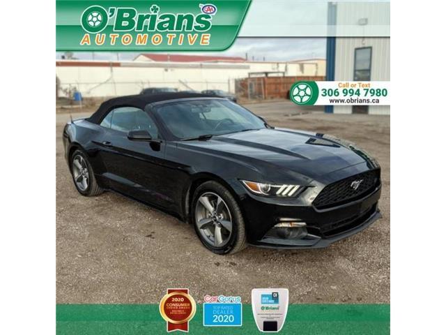 2017 Ford Mustang V6 (Stk: 13698B) in Saskatoon - Image 1 of 25