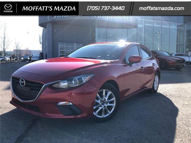 2016 Mazda Mazda3 Sport GS (Stk: 28725) in Barrie - Image 1 of 23