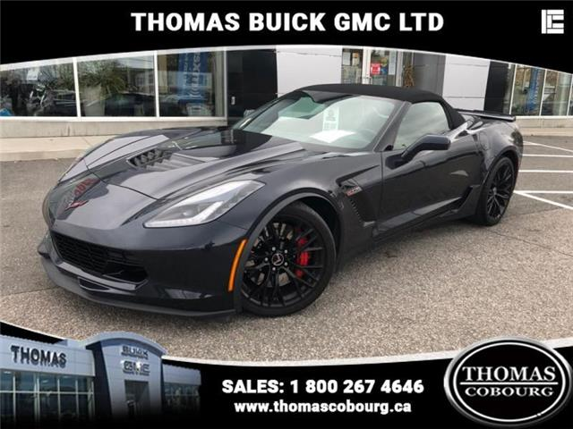 2015 Chevrolet Corvette Z06 (Stk: UC07291) in Cobourg - Image 1 of 21