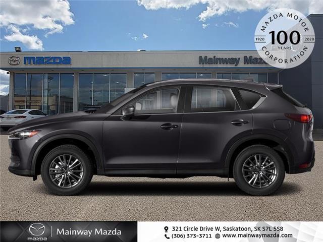 2021 Mazda CX-5 GS (Stk: M21071) in Saskatoon - Image 1 of 1