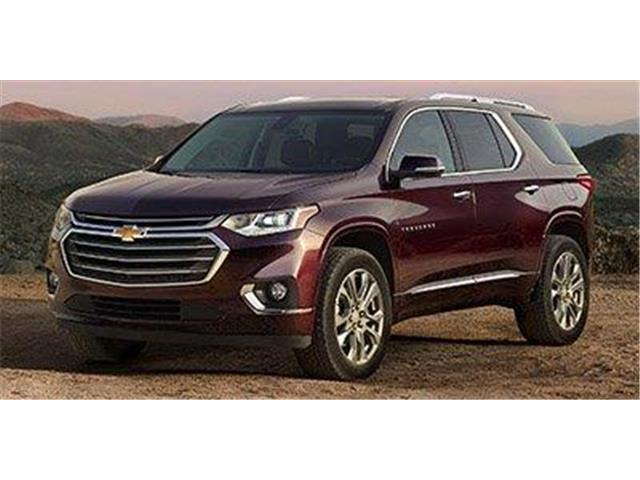 2021 Chevrolet Traverse Premier (Stk: 210159) in Cambridge - Image 1 of 1