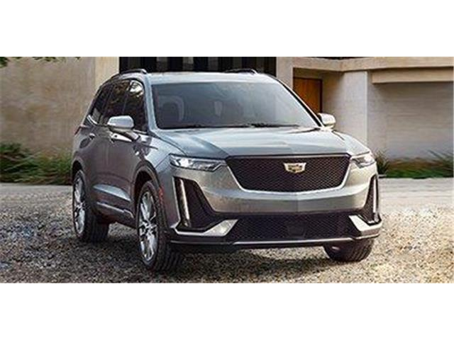 2021 Cadillac XT6 Sport (Stk: 210155) in Cambridge - Image 1 of 1