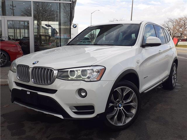 2016 BMW X3 xDrive28i (Stk: P9645) in Gloucester - Image 1 of 27