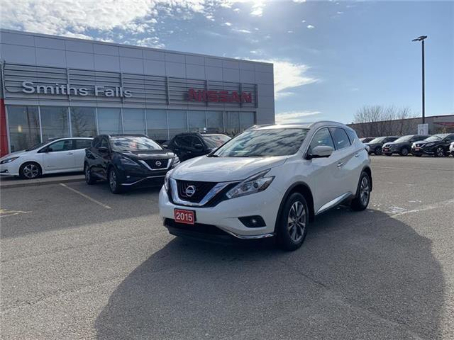 2015 Nissan Murano SL (Stk: 20-263A) in Smiths Falls - Image 1 of 16