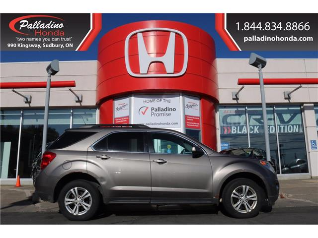 2011 Chevrolet Equinox 1LT (Stk: BC0102A) in Greater Sudbury - Image 1 of 15
