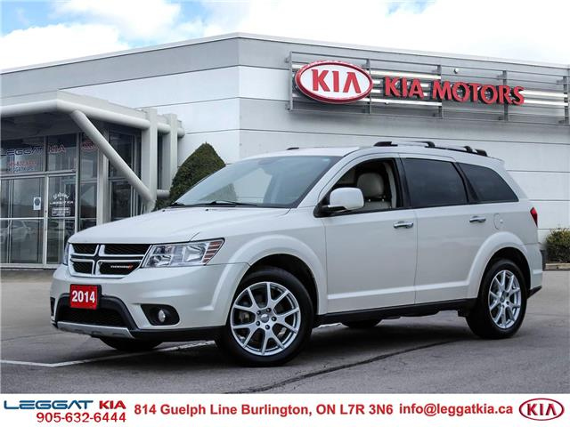 2014 Dodge Journey  (Stk: 2B9059A) in Burlington - Image 1 of 23
