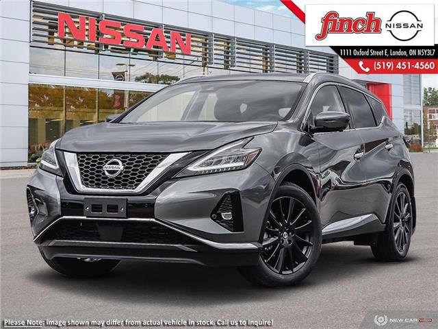 2020 Nissan Murano Limited Edition (Stk: 08082) in London - Image 1 of 17