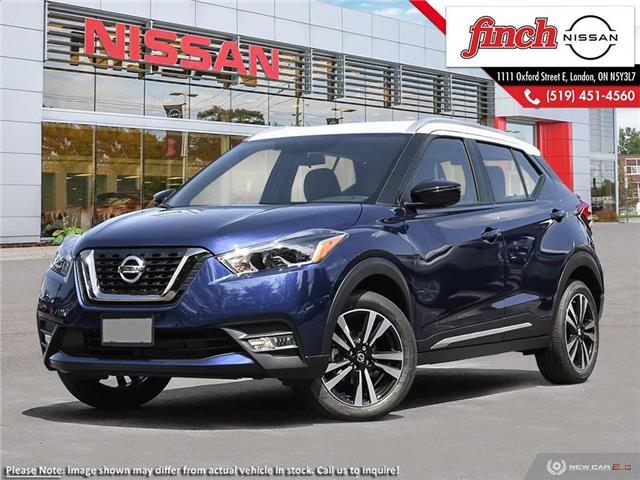 2020 Nissan Kicks SR (Stk: 00074) in London - Image 1 of 23