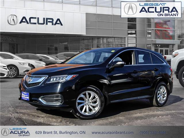 2018 Acura RDX Tech (Stk: 4440) in Burlington - Image 1 of 28