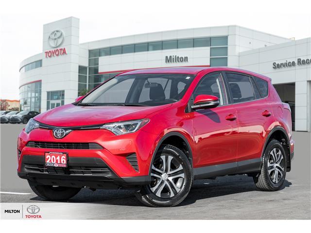 2016 Toyota RAV4 LE (Stk: 238891) in Milton - Image 1 of 18