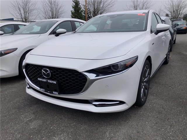 2021 Mazda Mazda3 100th Anniversary Edition (Stk: 310185) in Surrey - Image 1 of 5