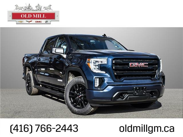 2021 GMC Sierra 1500 Elevation (Stk: MZ124106) in Toronto - Image 1 of 21