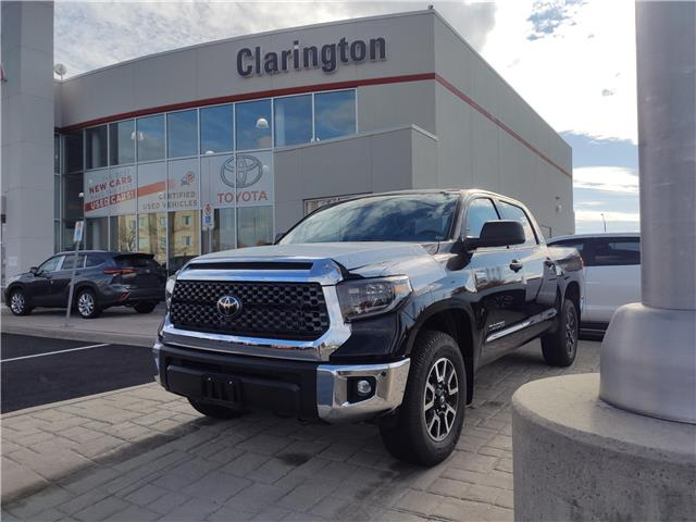 2021 Toyota Tundra SR5 (Stk: 21125) in Bowmanville - Image 1 of 7