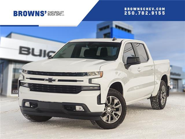 2019 Chevrolet Silverado 1500 RST (Stk: 4548A) in Dawson Creek - Image 1 of 15