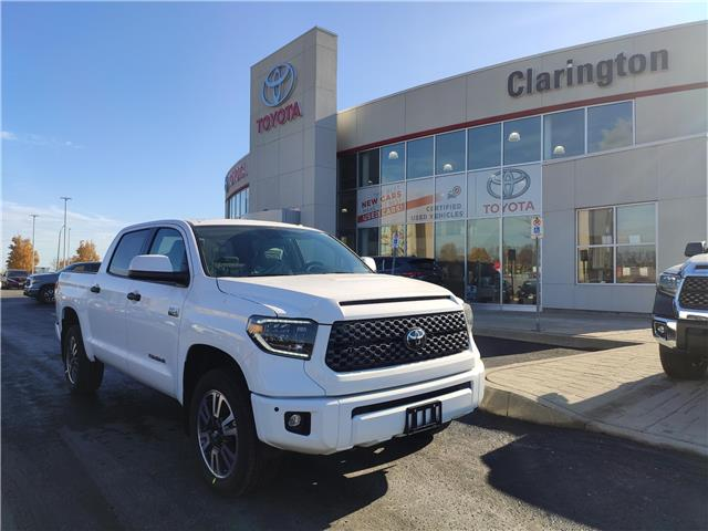 2021 Toyota Tundra SR5 (Stk: 21152) in Bowmanville - Image 1 of 7