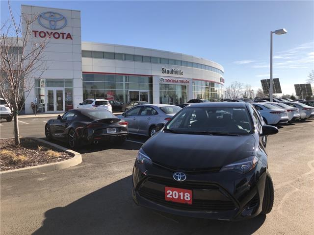 2018 Toyota Corolla LE (Stk: P2349) in Whitchurch-Stouffville - Image 1 of 14