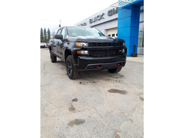 2021 Chevrolet Silverado 1500 Silverado Custom Trail Boss (Stk: 21019) in Espanola - Image 1 of 7