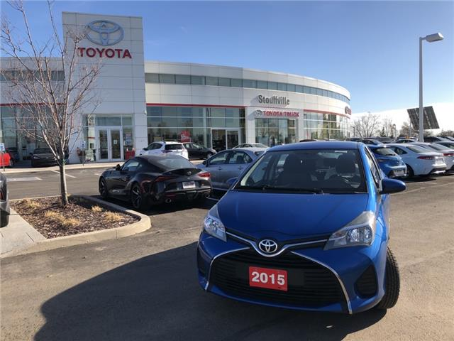 2015 Toyota Yaris LE (Stk: 200978A) in Whitchurch-Stouffville - Image 1 of 11