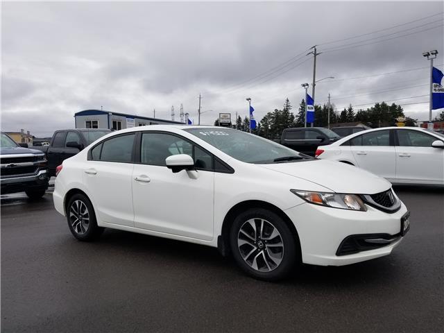 2014 Honda Civic EX (Stk: 8003-20AA) in Sault Ste. Marie - Image 1 of 6