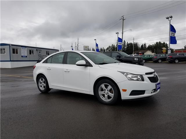 2014 Chevrolet Cruze 2LT (Stk: 8112-20A) in Sault Ste. Marie - Image 1 of 1